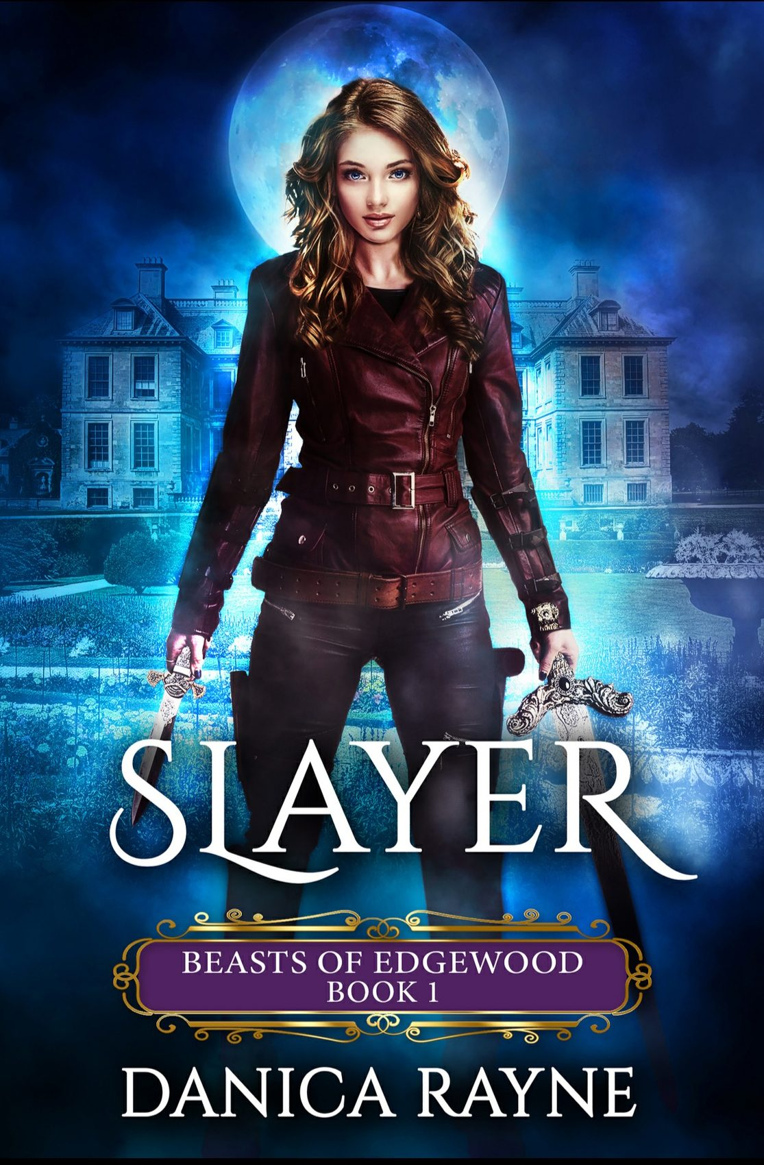 Slayer by Danica Rayne – A Book Review