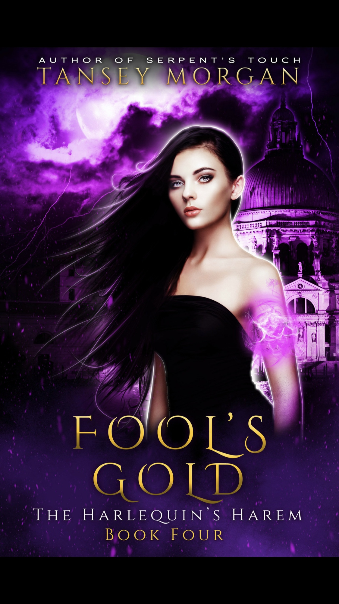 Book Review - Fool's Gold by Tansey Morgan, Book 4 in The Harlequin's Harem Series