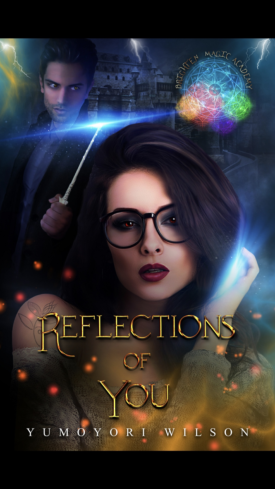 Reflections of You by Yumoyori Wilson – Book review
