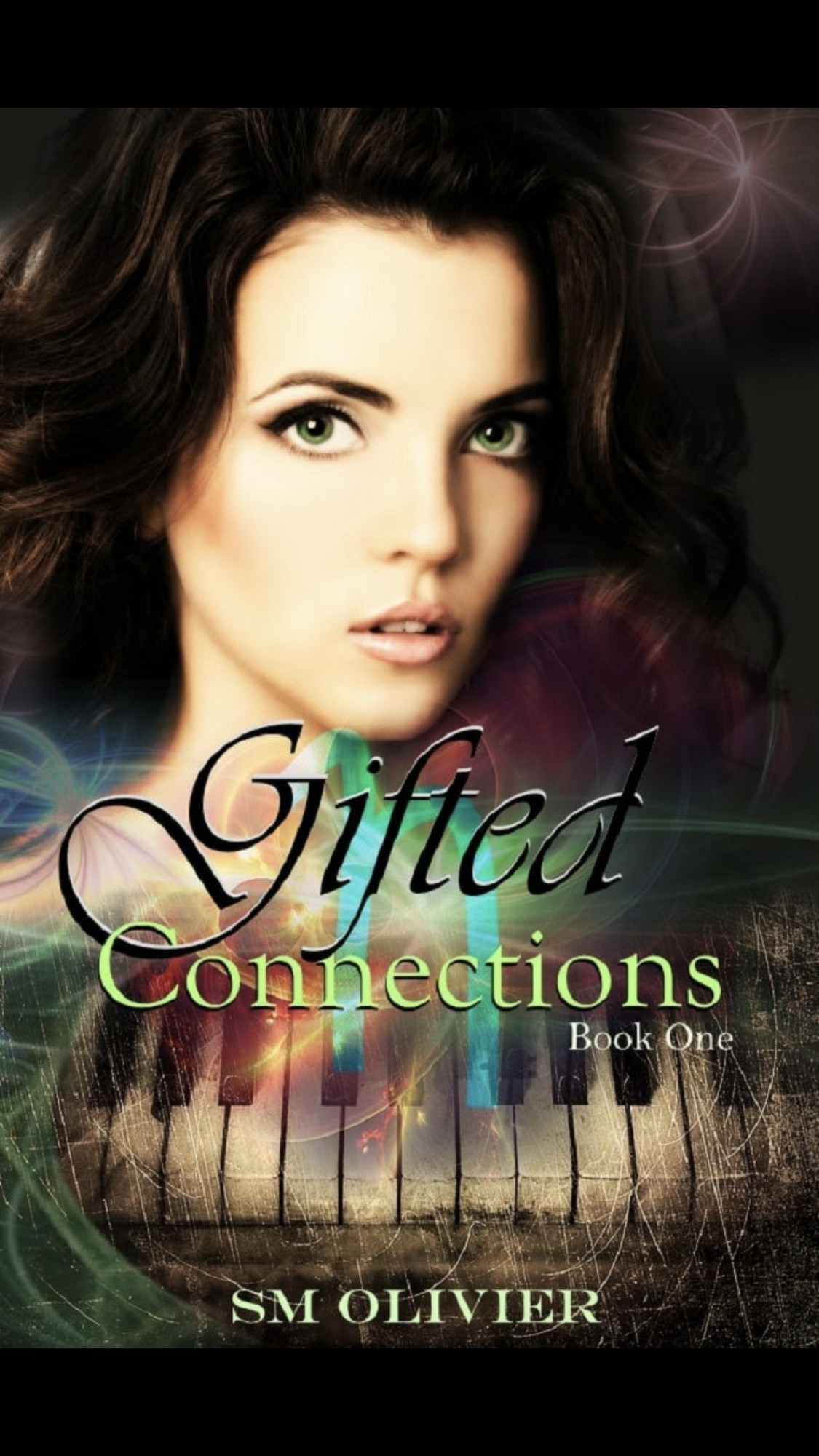 Gifted Connections Book 1 by SM Oliver - A Book Review #BookReview #RH #NA #UrbanFantasy #Recommend #SlowBurn #MediumBurn