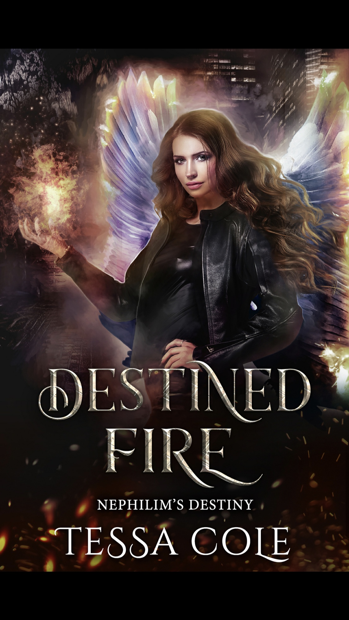 Destined Fire by Tessa Cole – A Book Review