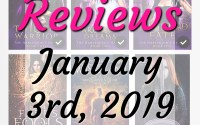 What I am reading now… Book Reviews for January 3rd, 2019