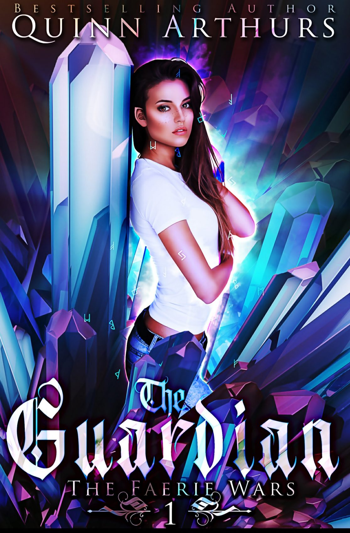 The Guardian by Quinn Arthurs - A Book Review #BookReview #NewRelease #PNR #RH #WhyChoose #Fantasy #Interesting