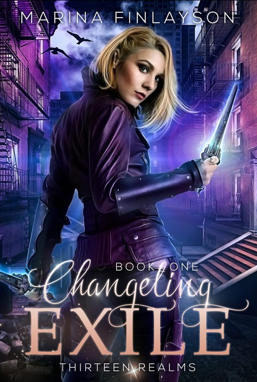 Changeling Exile *Thirteen Realms - Book 1* by Marina Finlayson - A Book Review #BookReview #UrbanFantasy #SlowBurn #UF #Fae #Magic #Paranormal #FirstInSeries #3.5Stars #BookBlogger