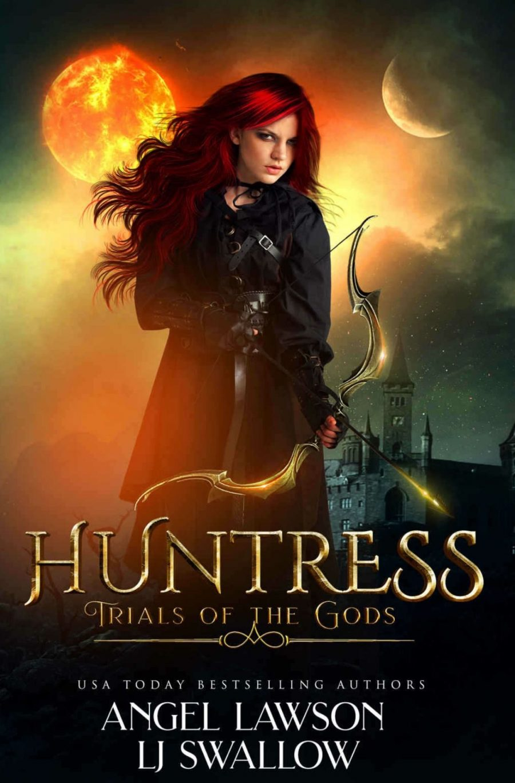 Huntress by Angel Lawson and LJ Swallow - A Book Review #BookReview #MediumBurn #WhyChoose #RH #Gods #Goddess #Paranormal #PNR #BooksAndBlurbs