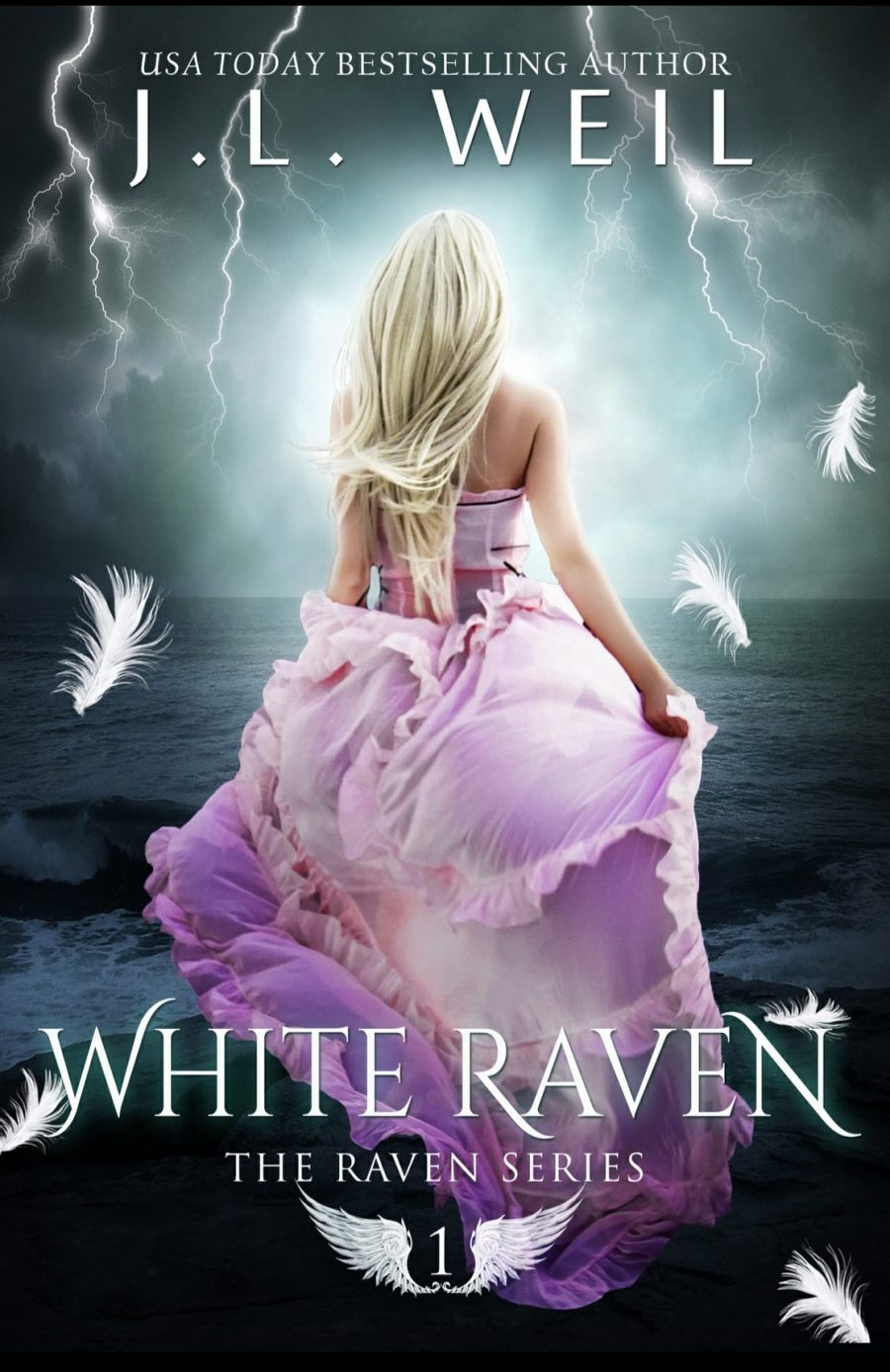 White Raven by J.L. Weil – A Book Review
