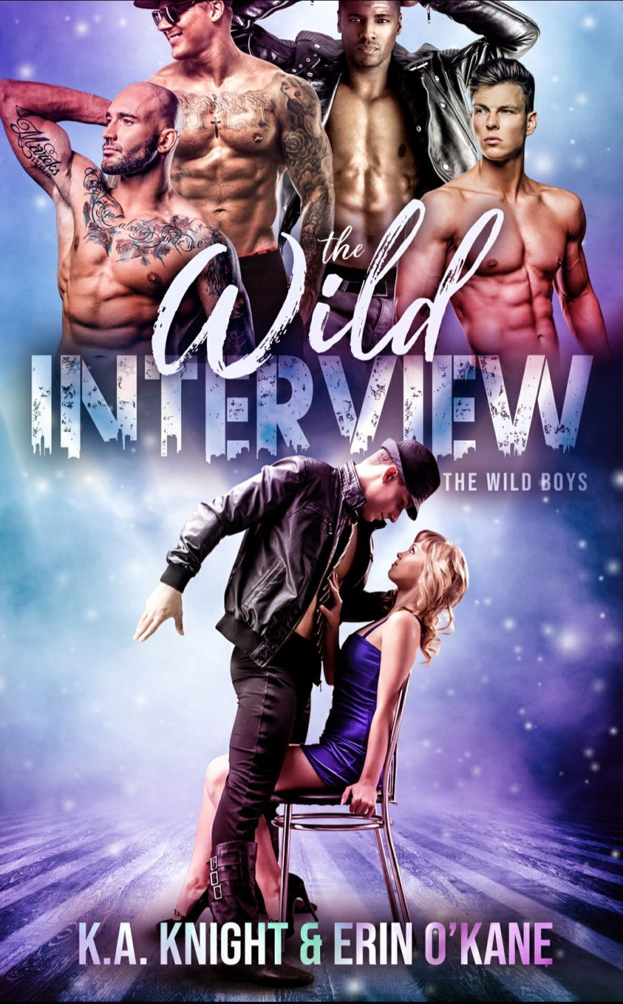 The Wild Interview by K.A. Knight and Erin O Kane - A Book Review #BookReview #Contemporary #RH #WhyChoose #FastBurn #cliffhanger