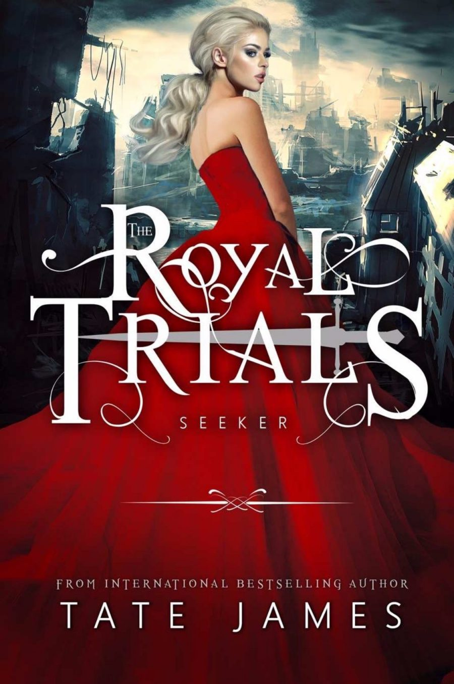 Royal Trial: Seeker by Tate James - A Book Review #BookReview #RH #WhyChoose #ReverseHarem #Fantasy #5Star #MustRead