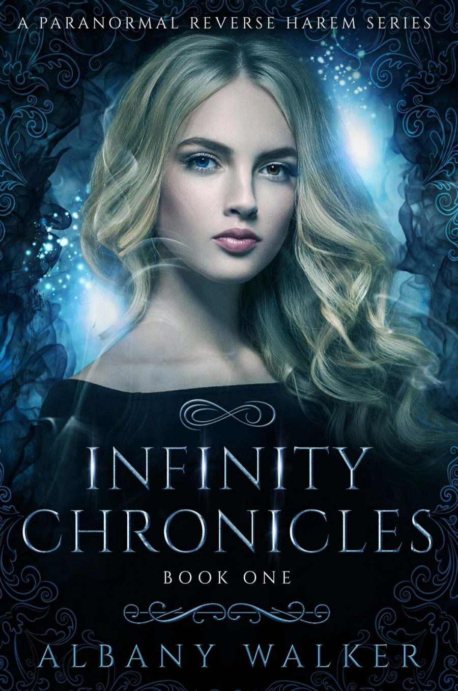 Infinity Chronicles Book One by Albany Walker - A Book Review #BookReview #Paranormal #RH #WhyChoose #ReverseHarem #SlowBurn #YABooks