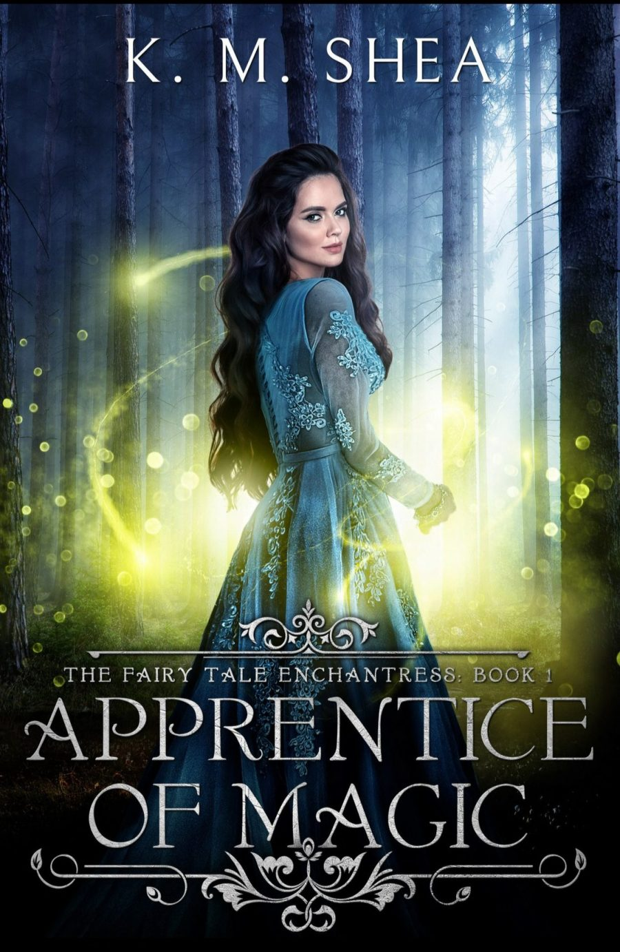 Apprentice of Magic by K.M. Shea – A Book Review