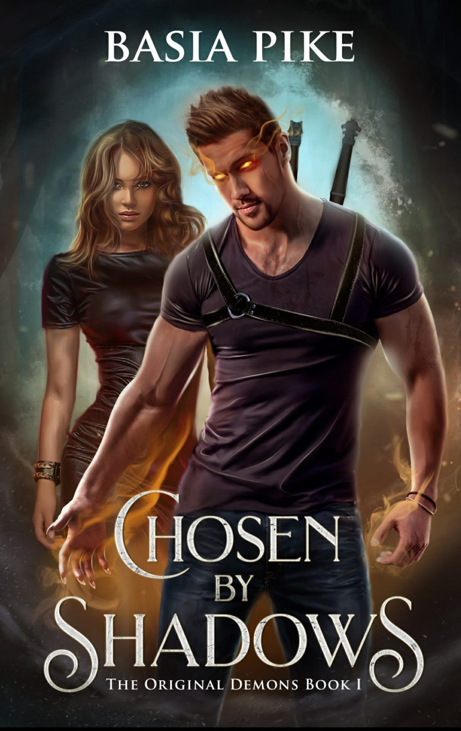 Chosen by Shadows by Basia Pike – A Book Review