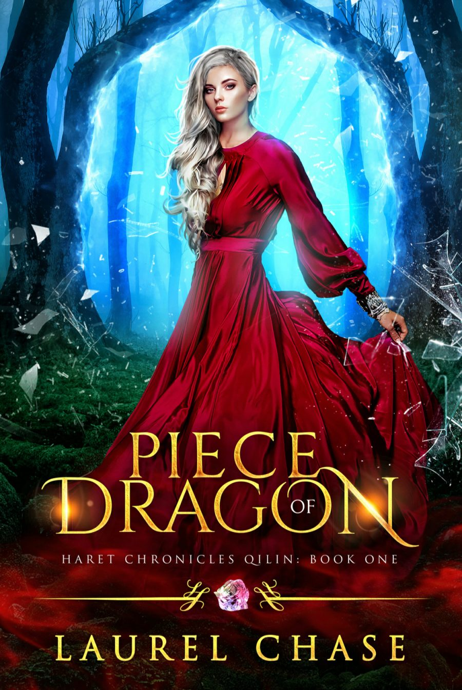 Piece of Dragon by Laurel Chase – A Book Review