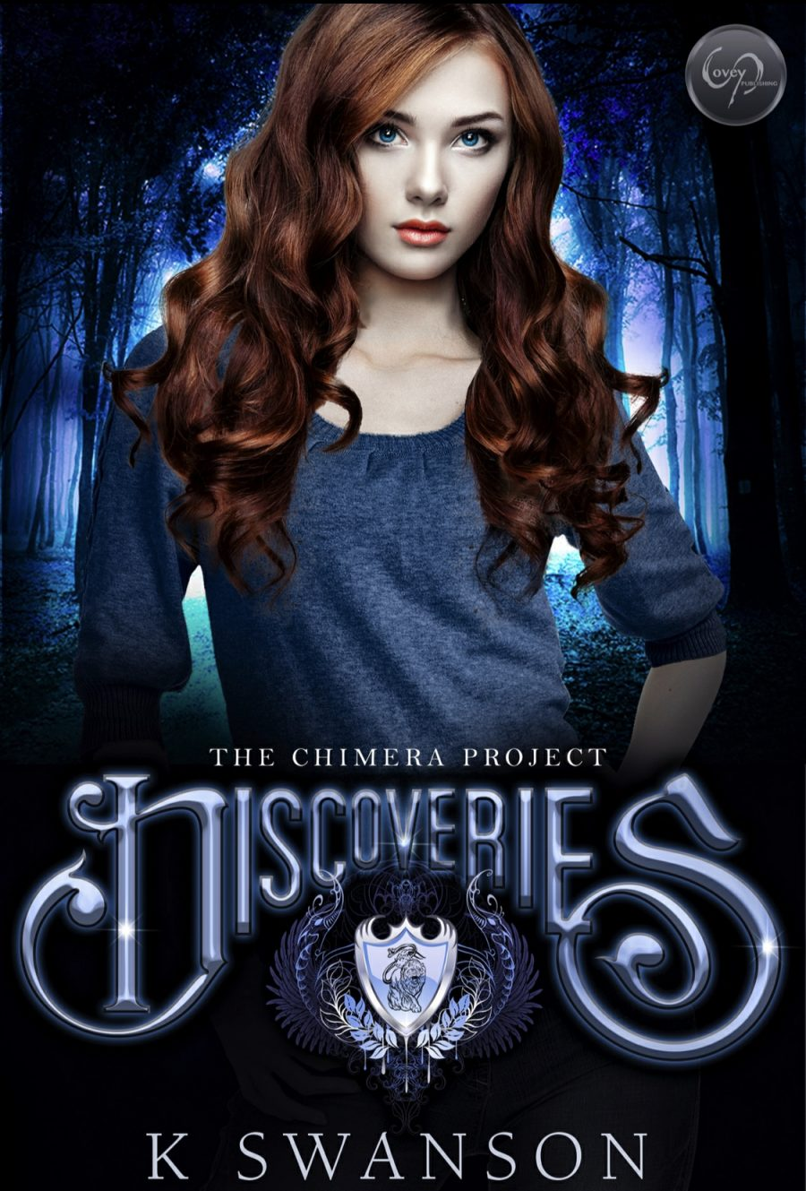 Discoveries *The Chimera Project - Book 1* by K Swanson - A Book Review #BookReview #Review #PNR #RH #WhyChoose #ReverseHarem #YA #ComingOfAge