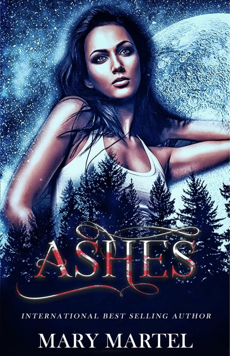 Ashes by Mary Martell - A Book Review #BookReview #MediumBurn #RH #WhyChoose #ReverseHarem #Dark #PNR #Paranormal #Warnings