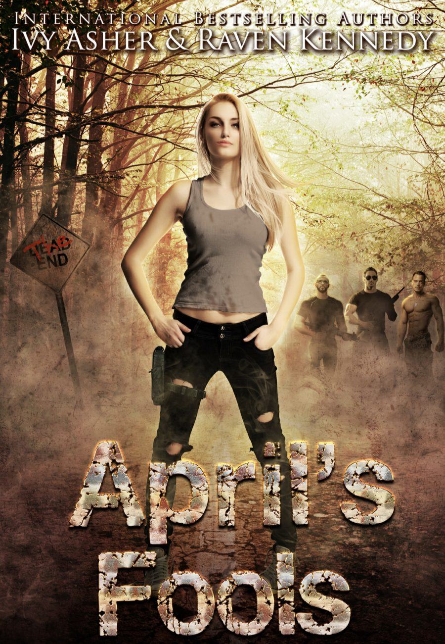 April's Fools by Ivy Asher and Raven Kennedy - A Book Review #BookReview #RH #ReverseHarem #StandAlone #FastBurn #Contemporary #Dystopian #Hot
