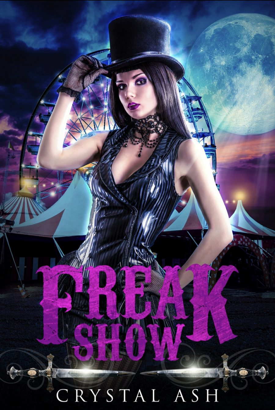 Freak Show: Harem of Freaks - Book 1 by Crystal Ash - A Book Review #BookReview #RH #WhyChoose #Slowburn #PNR #Shifters
