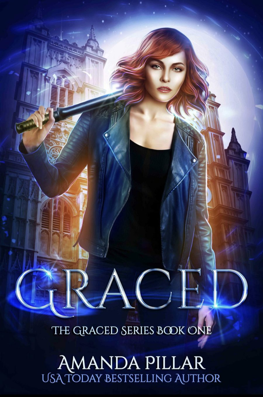 Graced by Amanda Pillar - A Book Review #BookReview #Review #OlderRelease #UrbanFantasy #Series #Vampires #Magic #Shifters #Complex