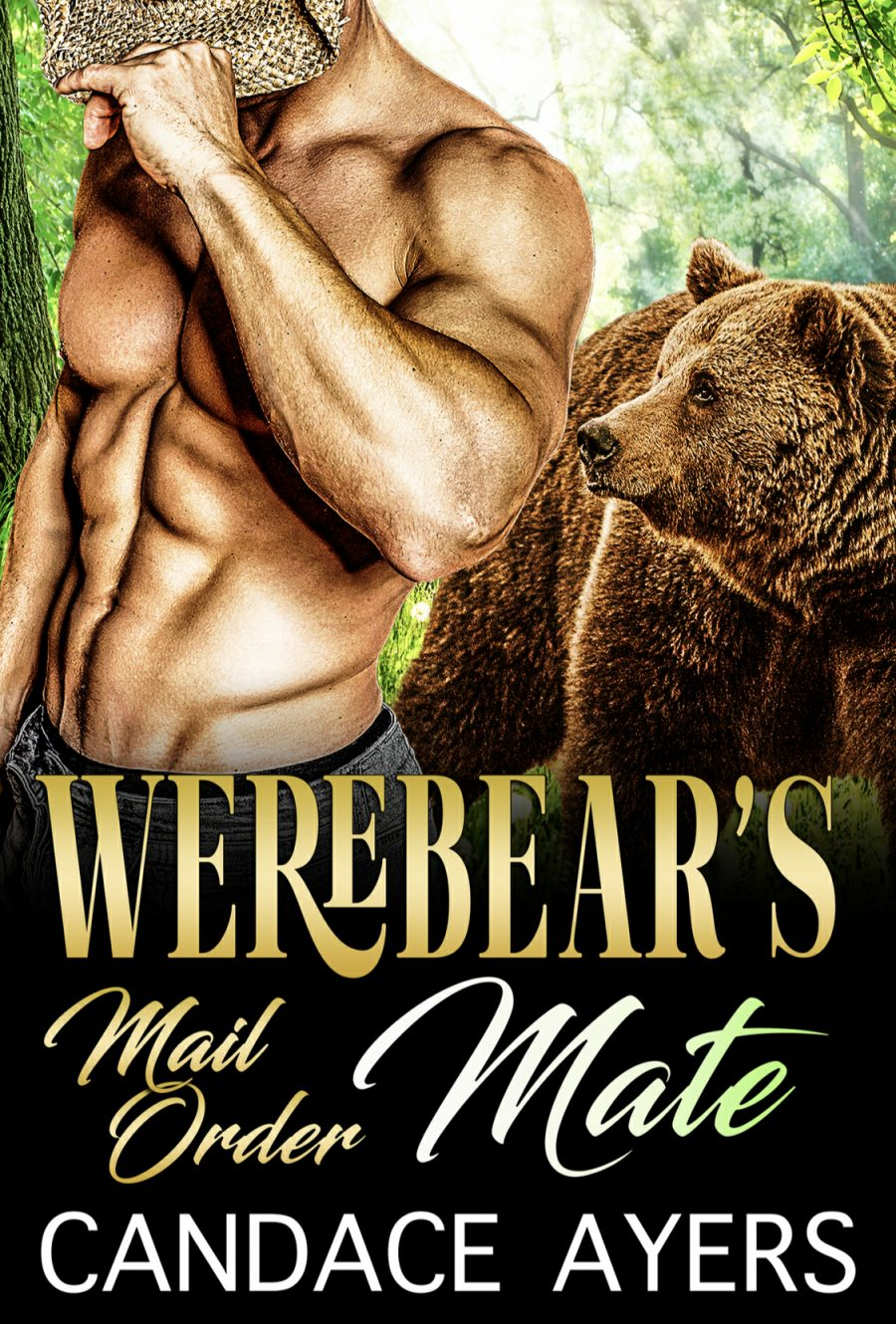 Werebear's Mail Order Mate by Candace Ayers - A Book Review #BookReview #Review #PNR #Romance #Shifters #HEA #KU