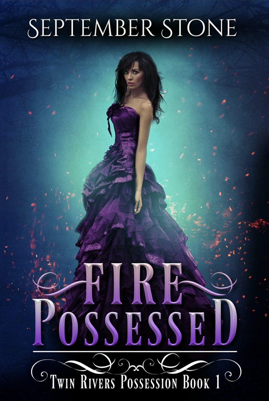 Fire Possessed by September Stone - A Book Review #BookReview #Review #ReverseHarem #RH #WhyChoose #4Stars #SeriesComplete #PNR
