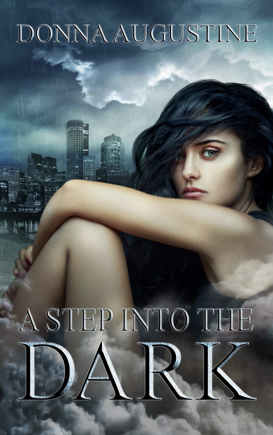 A Step Into the Dark by Donna Augustine - A Book Review #BookReview #Review #UrbanFantasy #UF #4Star #KU #KindleUnlimited