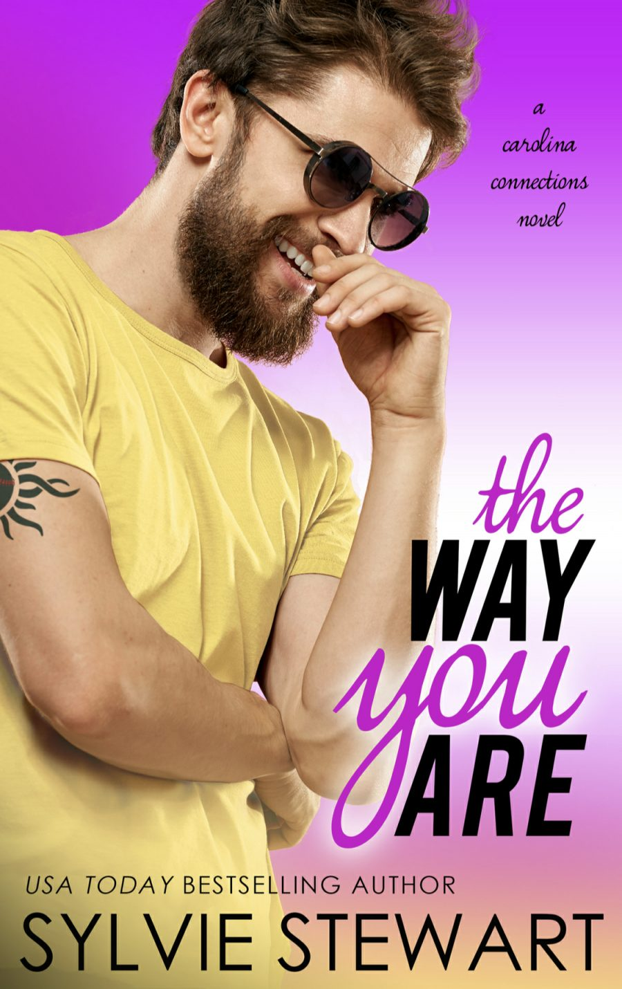 The Way You Are by Sylvie Stewart - A Book Review #BookReview #Contemporary #Romance #HEA #CarolinaConnections #KindleUnlimited #KU