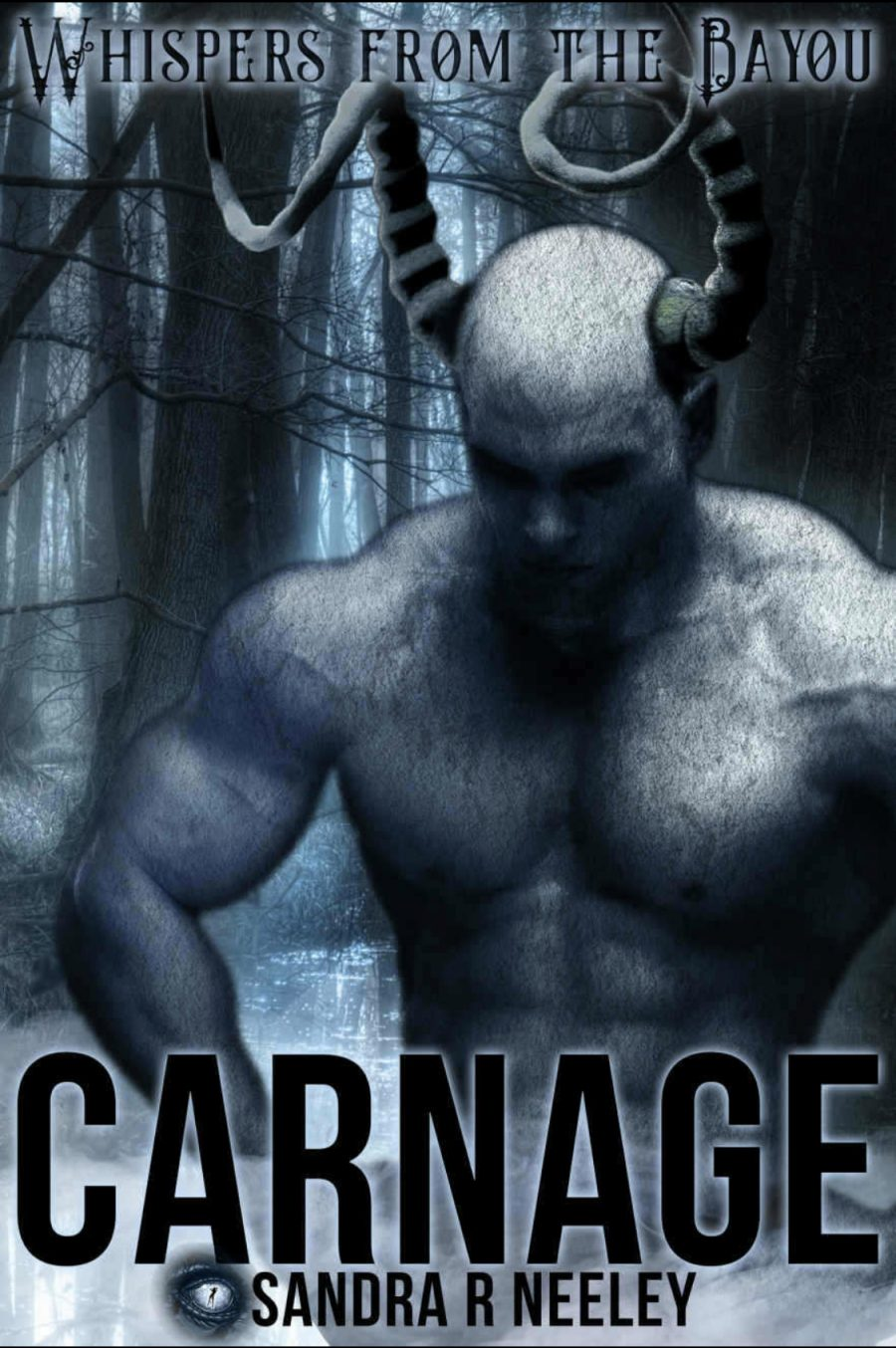 Carnage by Sandra R Neeley - A Book Review #BookReview #Review #PNR #Paranormal #HEA #Gargoyles #Vampires #Monsters #Bayou #KindleUnlimited #KU