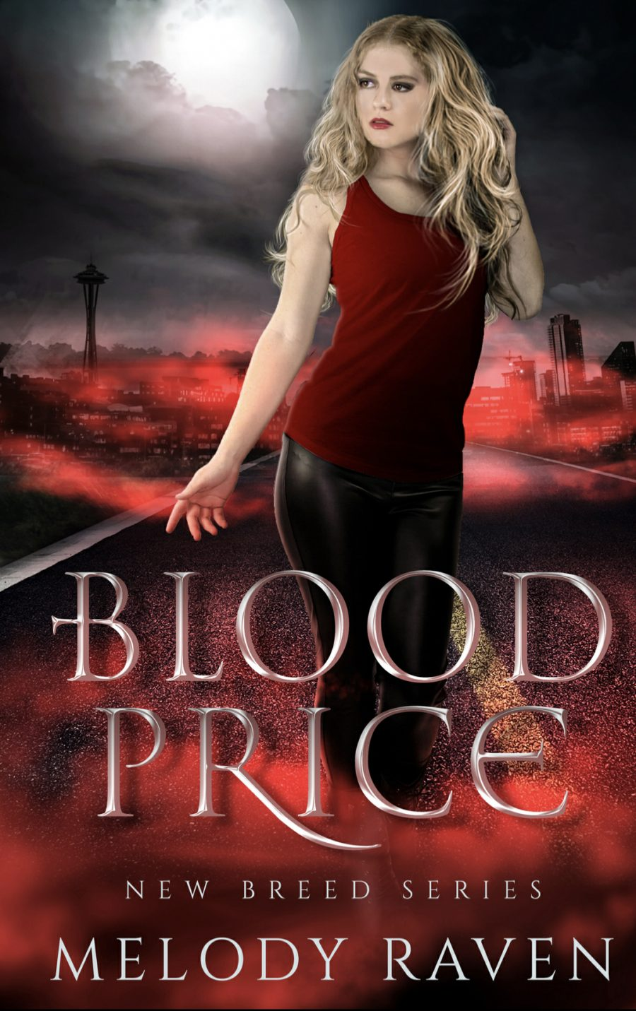 Blood Price by Melody Raven - A Book Review #BookReview #PNR #Vampire #Romance #Invasion #StandAloneWithinSeries #4star #KindleUnlimited #KU