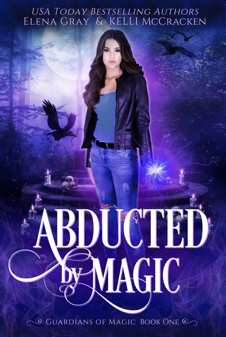 Abducted by Magic by Elena Gray & Kelli McCracken - A Book Review #BookReview #PNR #SlowBurn #RH #ReverseHarem #WhyChoose #KU