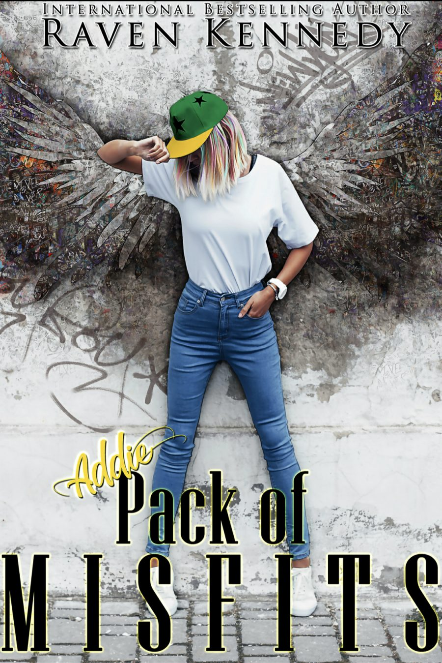 Addie (Pack of Misfits - #1) by Raven Kennedy - A Book Review #BookReview #FastBurn #RH #PNR #ReverseHarem #HEA #Paranormal #KindleUnlimited #MustRead #KU #Shifters