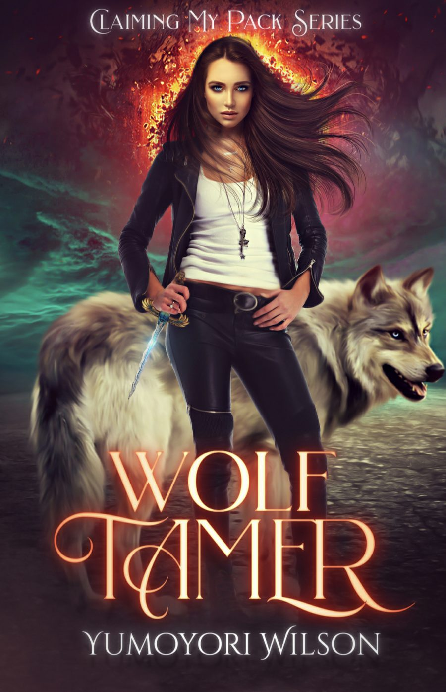 Wolf Tamer by Yumoyori Wilson - A Book Review #BookReview #SlowBurn #SlowBuild #RH #WhyChoose #PNR #Shifters #ReverseHarem #KindleUnlimited #KU