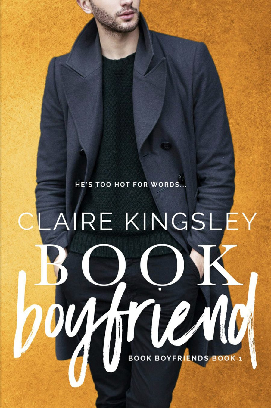 Book Boyfriend by Claire Kingsley - A Book Review #Contemporary #ContemporaryRomance #HEA #StandAlone #KindleUnlimited #KU #4Stars