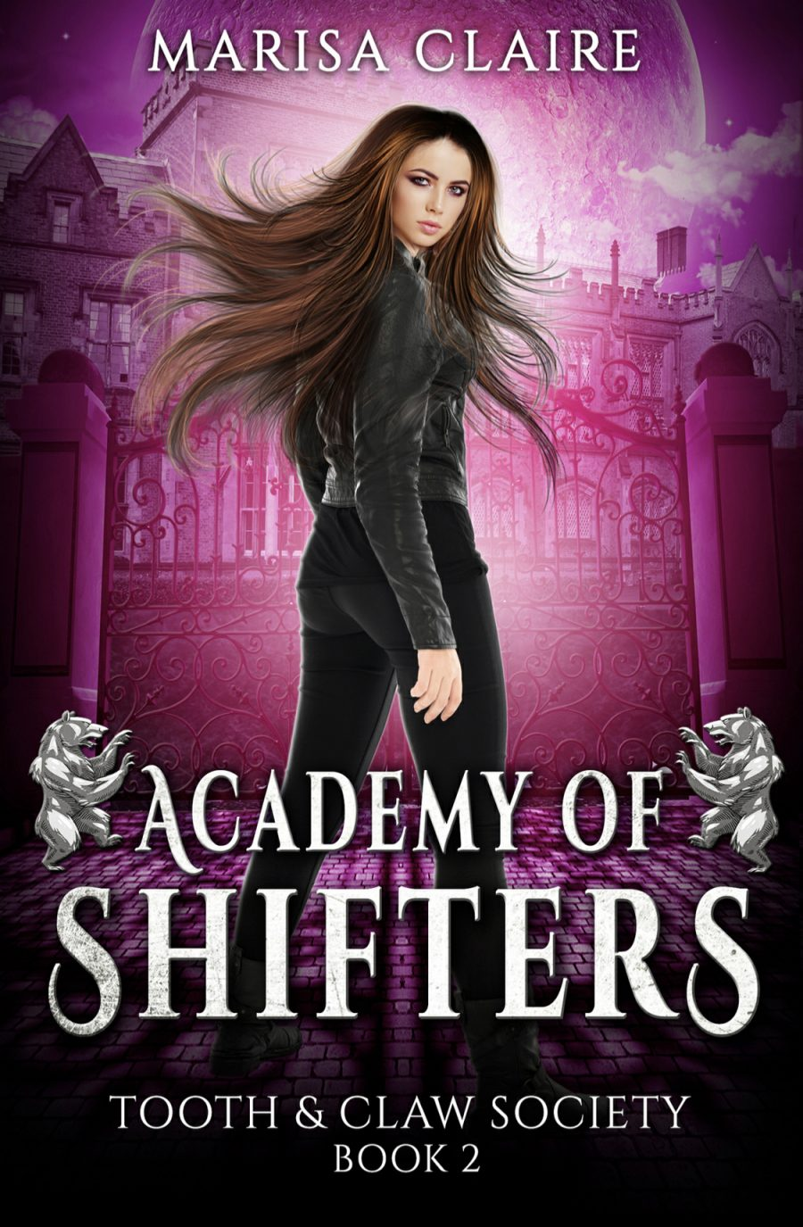 Tooth & Claw Society (Academy of Shifters - Book 2) by Marisa Claire - A Book Review #BookReview #YA #PNR #Academy #KindleUnlimited #KU
