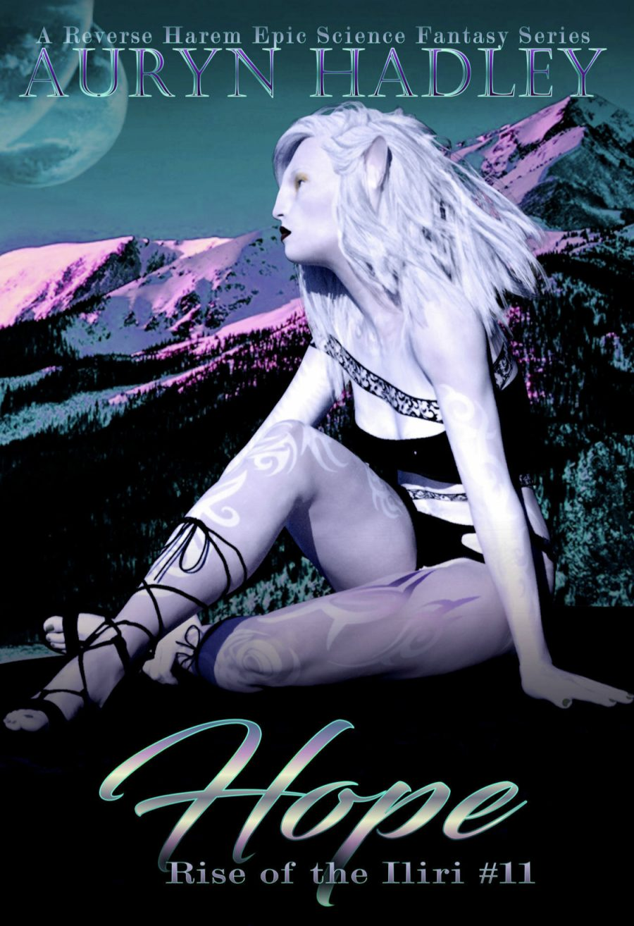 Hope (Rise of the Iliri - Book 11) by Auryn Hadley - A Book Review #BookReview #Epilogue #EpicFantasy #SlowBurn #RH #SciFi #KindleUnlimited