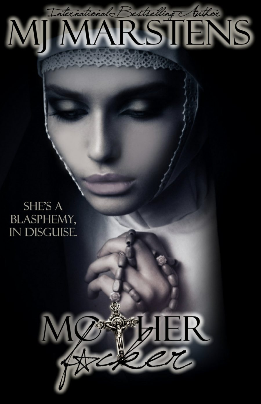 Motherf*cker by MJ Marstens - A Book Review #BookReview #Hilarious #Taboo #HEA #FastBurn #RH #WhyChoose #Naughty #StandAlone #KindleUnlimited #KU