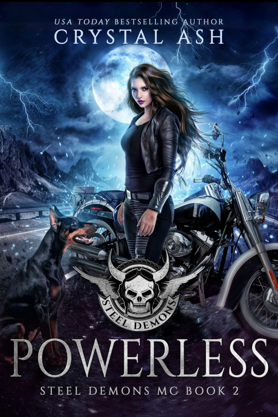 Powerless by Crystal Ask - A Book Review #BookReview #SlowBurn #RH #MC #Dystopian #PNR #Book2 #KindleUnlimited #KU