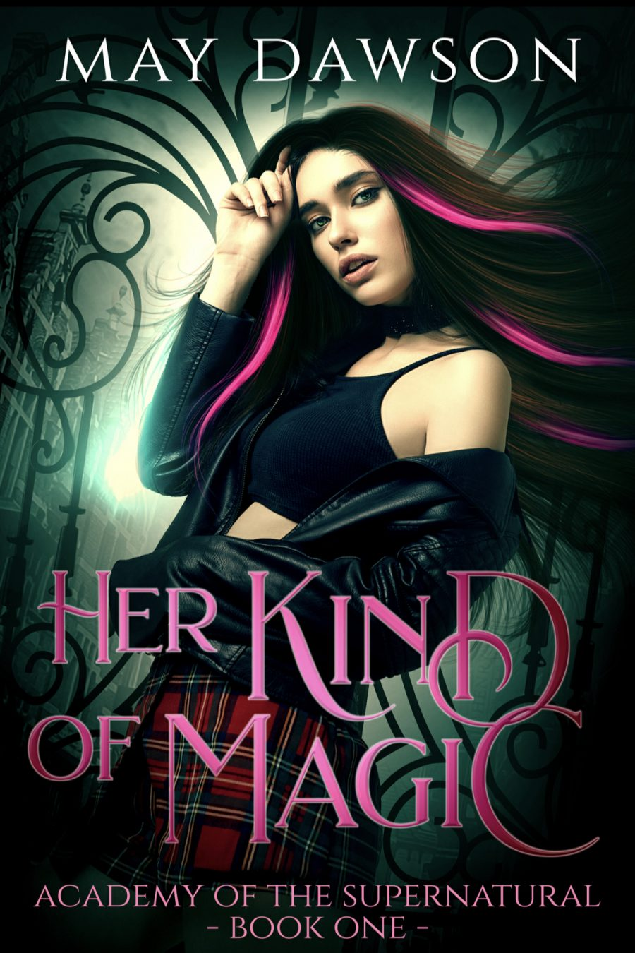 Her Kind of Magic by May Dawson - A Book Review #BookReview #PNR #Paranormal #RH #ReverseHarem #WhyChoose #SlowBurn #4Stars #KindleUnlimited #KU