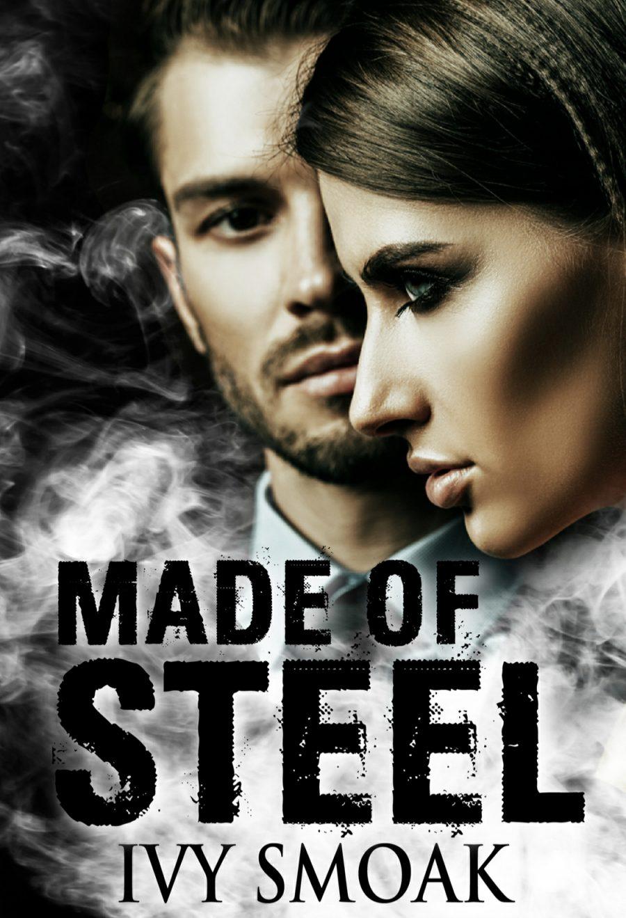 Made of Steel by Ivy Smoak - A Book Review #BookReview #4Stars #OlderSeries #SeriesComplete #SuperHero #Vigilante #KindleUnlimited #KU
