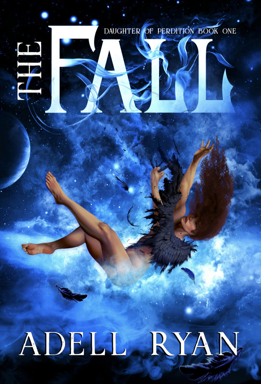 The Fall (Daughter of Perdition - Book 1) by Adell Ryan - A Book Review #FastBurn #Fantasy #RH #4Stars #KindleUnlimited #KU