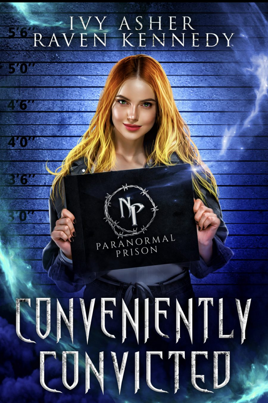 Conveniently Convicted by Ivy Asher & Raven Kennedy - A Book Review #BookReview #5Stars #PNR #HEA #SharedUniverse #KindleUnlimited #KU #ParanormalPrison