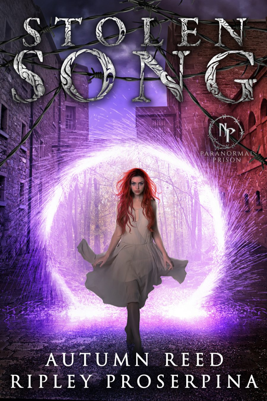 Stolen Song by Autumn Reed & Ripley Proserpina - A Book Review #BookReview #RH #PNR #ParanormalPrison #4Stars #HEA #StandAlone #KindleUnlimited #KU