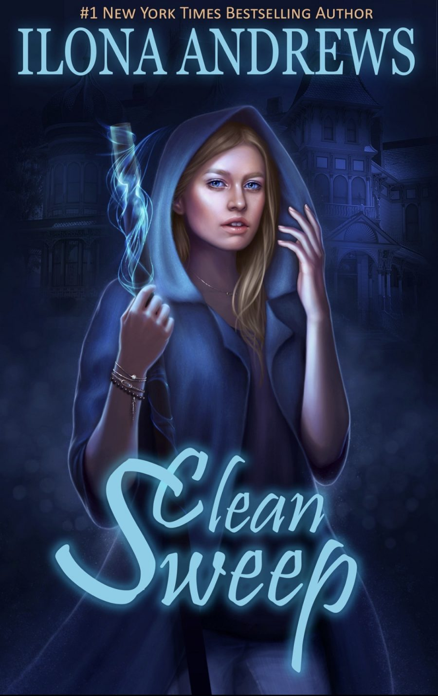 Clean Sweep (Innkeeper Chronicle's - Book 1) by Ilona Andrews - A Book Review #BookReview #OlderRelease #ThirdPerson #UrbanFantasy #UF #Amazing #5Stars