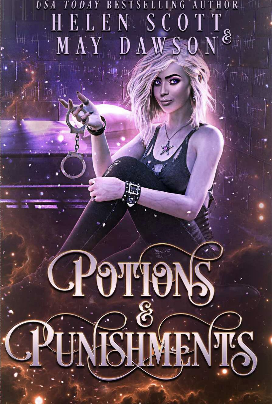 Potions and Punishments by May Dawson & Helen Scott - A Book Review #BookReview #FastBurn #PNR #RH #KindleUnlimited #KU #Prison
