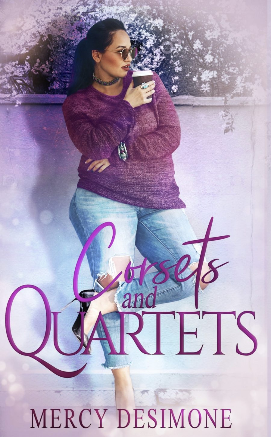 Corsets and Quartets by Mercy Desimone - A Book Review #BookReview #5Stars #Contemporary #RH #HEA #StandAlone #KindleUnlimited #KU