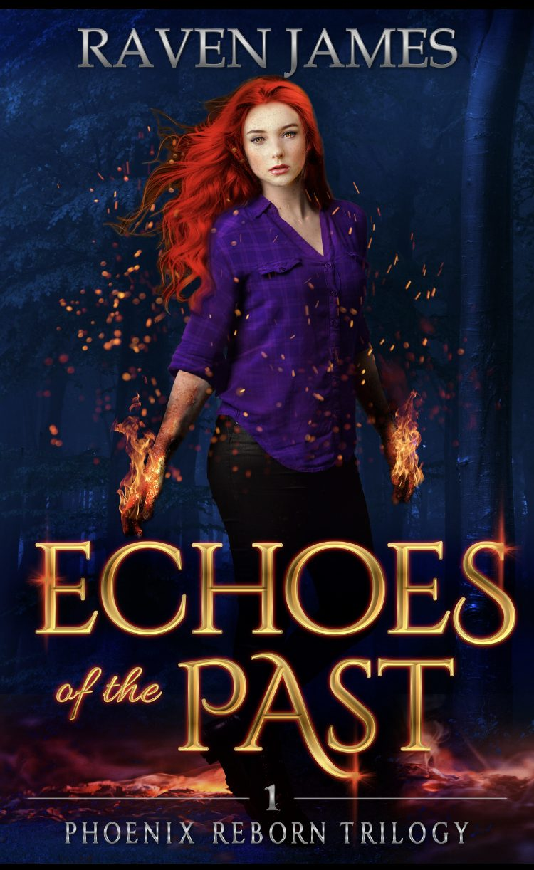 Echoes of the Past (Phoenix Reborn Trilogy - Book 1) by Raven James - A Book Review #BookReview #SlowBurn #Fantasy #RH #3Stars #KindleUnlimited #KU