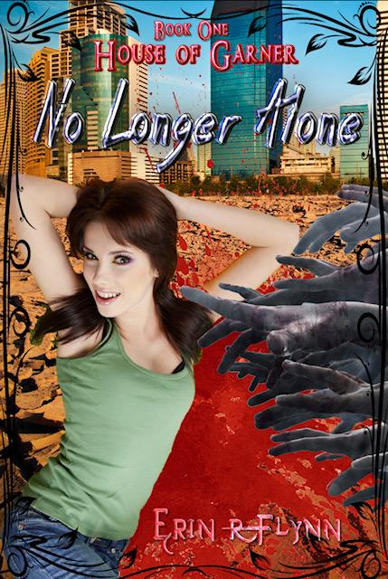 No Longer Alone (House of Garner - Book 1) by Erin R. Flynn - A Book Review #BookReview #Dystopian #RH #FastBurn #KU #KindleUnlimited
