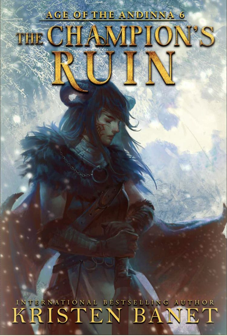 The Champion's Ruin by Kristen Banet - A Book Review #BookReview #5Stars #NewRelease #RH #EpicFantasy #Fantasy #KindleUnlimited #KU