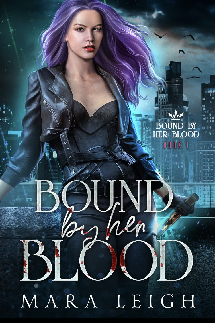 Bound by Her Blood by Mara Leigh - A Book Review #BookReview #4Stars #CompleteSeries #RH #PNR #MediumBurn #KindleUnlimited #KU