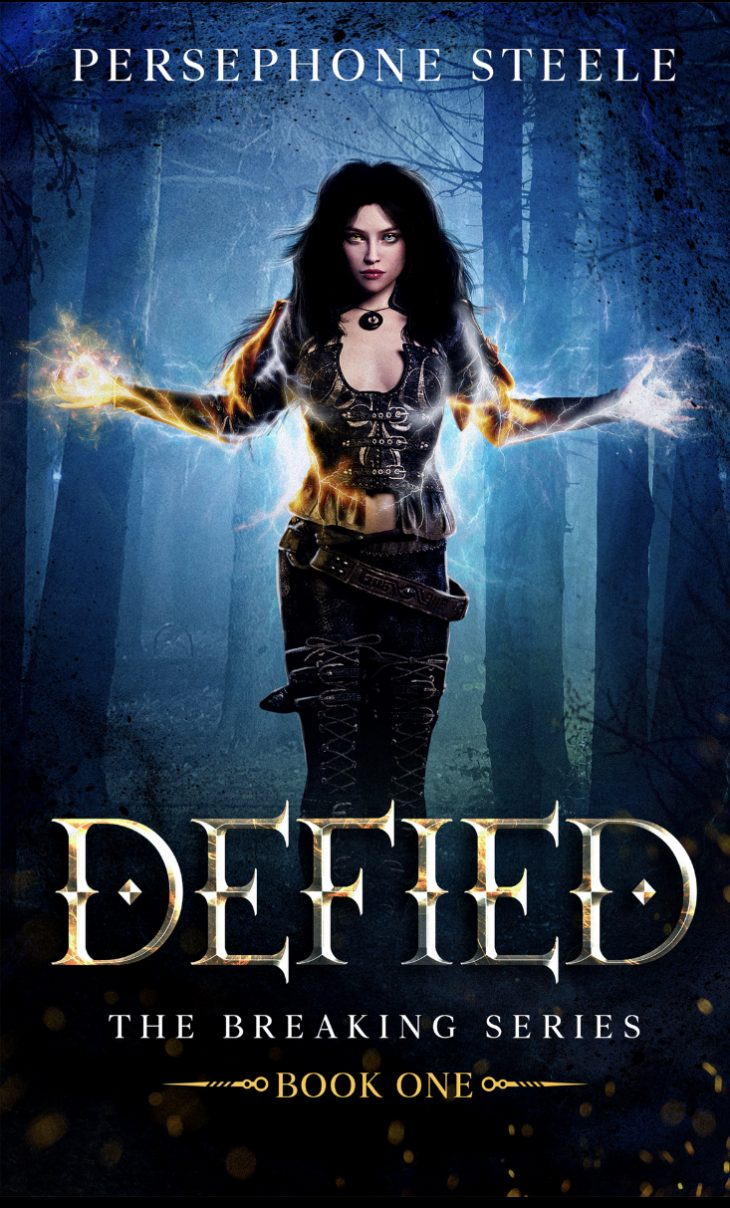 Defied by Persephone Steele - A Book Review #BookReview #NewRelease #Fantasy #MedBurn #RH #KindleUnlimited #KU #4Stars