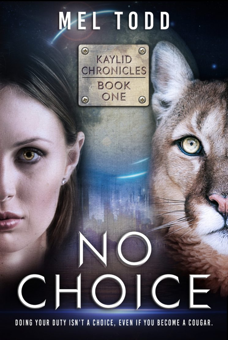 No Choice my Mel Todd - A Book Review #BookReview #SciFi #UrbanFantasy #Shifters #SeriesComplete #KU