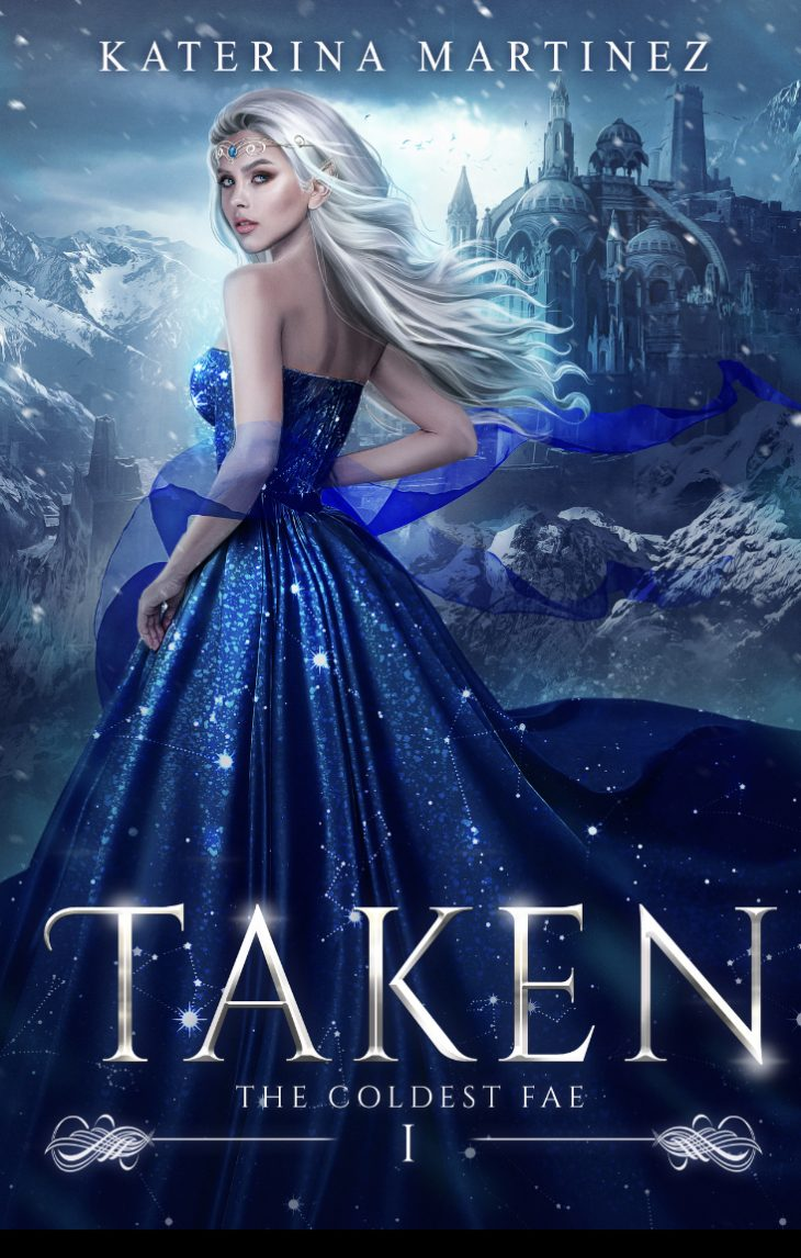 Taken by Katerina Martinez - A Book Review #BookReview #Fantasy #Fae #4Stars #FriendshipGoals #Funny #KindleUnlimited #KU